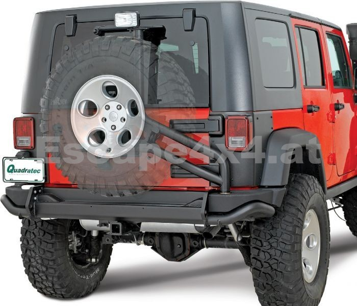 Aev Ersatzradhalter Jeep Wrangler Jk 2007 Escape4x4 At