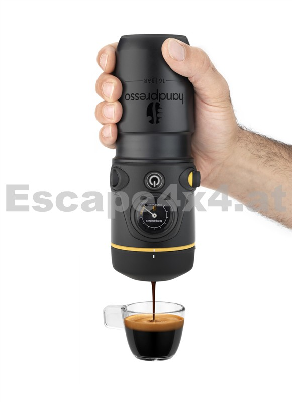 Kaffeemaschine  Handpresso Auto Hybrid 12V  Escape4x4at