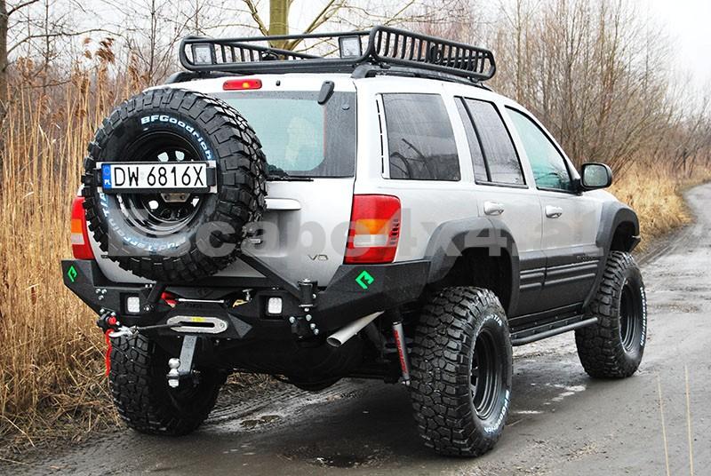 Hd Sto 223 Stange Hinten Von Metal Pasja Mod Backfire Jeep
