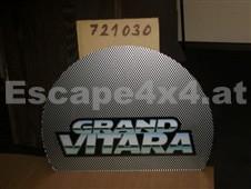 Aufschrift Grand Vitara 721030