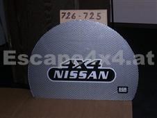 Aufschrift NISSAN 4x4