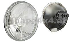 Scheinwerfersatz für Nissan Patrol GR Y60 in HD-Qualität
