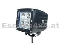 Offroad LED-Leuchte 8 cm 16 W