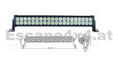 Offroad LED-Leuchte 61 cm 120 W