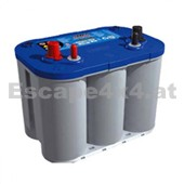 Autobatterie OPTIMA BLUE 50 AH