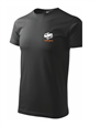 Herren T-Shirt in schwarz - Escape4x4 - Design 2