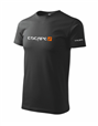 Herren T-Shirt in schwarz - Escape4x4 - Design 5